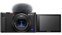 Sony ZV-1 mit schwenkbaren Display